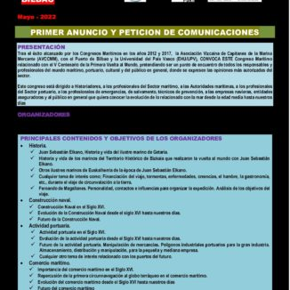 PRIMER-ANUNCIO-Y-PETICION-DE-COMUNICACIONES-V-CENTENARIO-EN-CASTELLANO-1-pdf