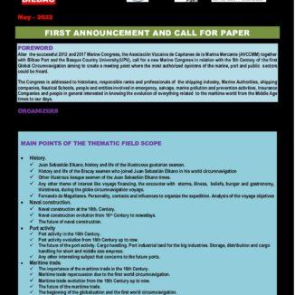 PRIMER-ANUNCIO-Y-PETICION-DE-COMUNICACIONES-V-CENTENARIO-EN-INGLES-1-pdf
